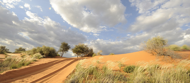 Olifantshoek, in the Northern Cape, South Africa.